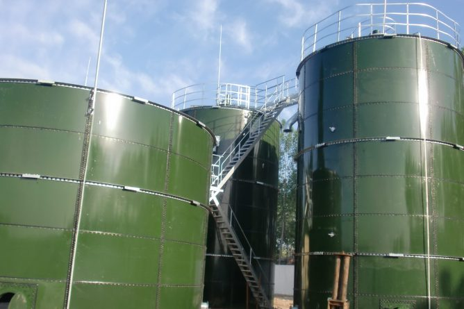 Wastewater Treatment Plant Technology